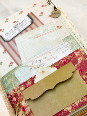 An Heirloom Journal - Afternoon Delight
