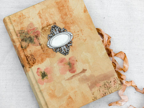 An Heirloom Journal - Serenity Garden