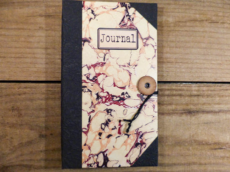 Travel Notebook w/refillable inserts