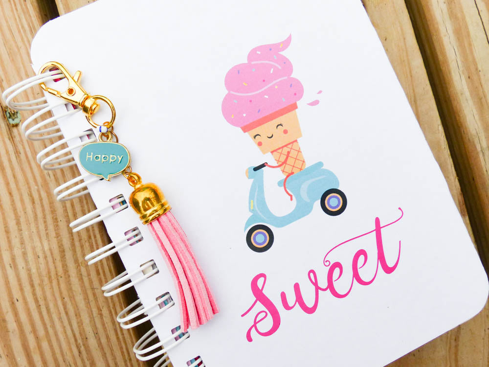 """Sweet"" A Girl's Journal Kit"