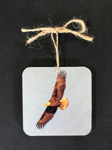 Ornament- Bald Eagle in Flight