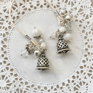 Silver Bells Bookmark
