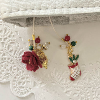 Stocking Christmas Bookmark