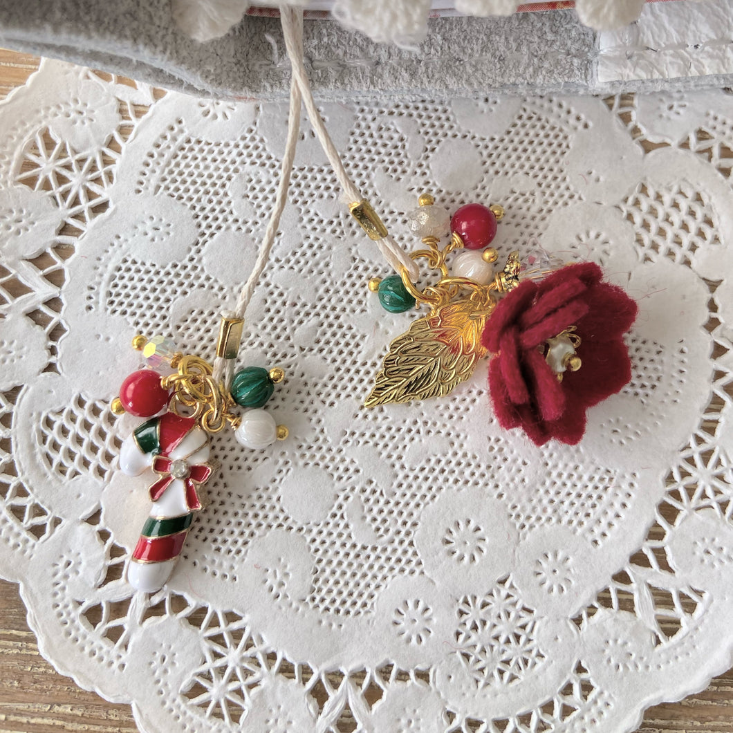 Soft and Sweet Christmas Bookmark