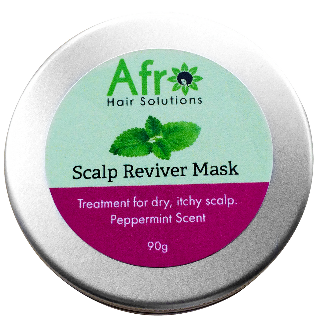 Scalp Reviver Mask - Peppermint