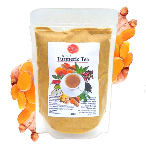 12in1 Turmeric Tea