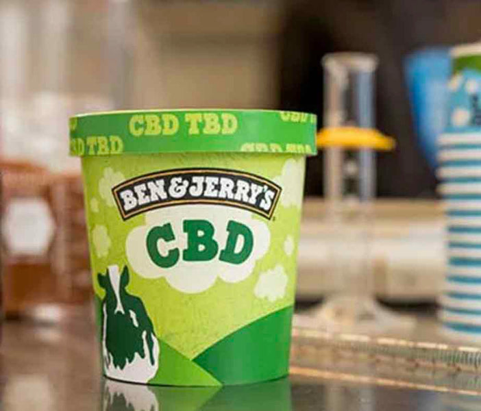 Announcement - Ben & Jerry's Planning to Launch CBD Infused Ice Cream