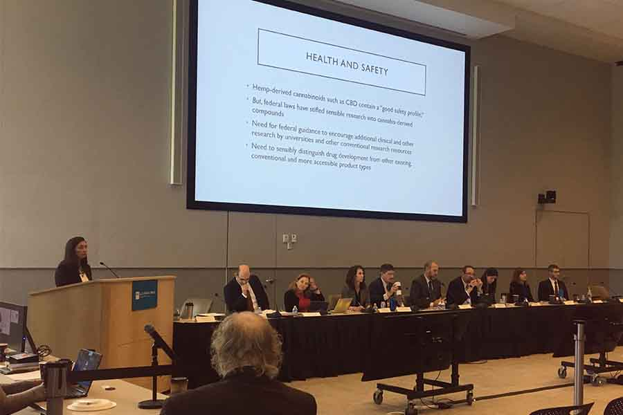 CBD Experts Present to FDA During Historical Hearing