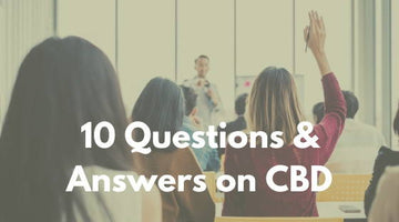 Top 10 Questions on CBD