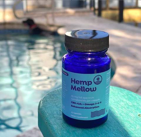 Hemp Mellow Poolside