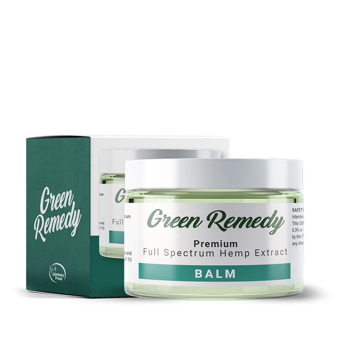 green remedy balm