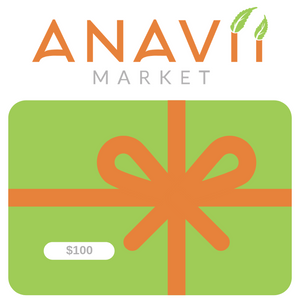 Enjoy $100 Anavii Market gift card!