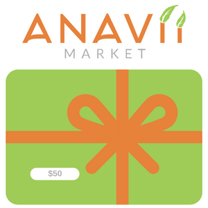 Enjoy $25 Anavii Market gift card!