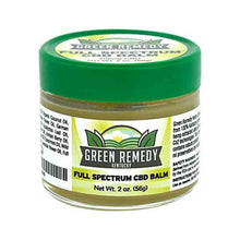 Green Remedy 200mg CBD Oil Balm