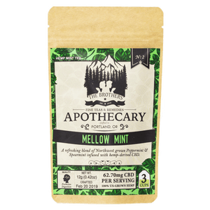 Brothers Apothecary CBD Mellow Tea