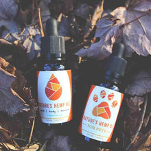 Nature's Hemp Oil CBD for pets and human coupon deal