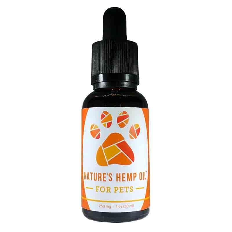 Nature's Hemp Oil for Pets