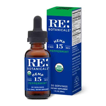 RE Botanicals CBD Oil – USDA Organic