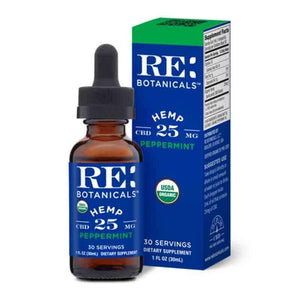 RE Botanicals CBD Oil