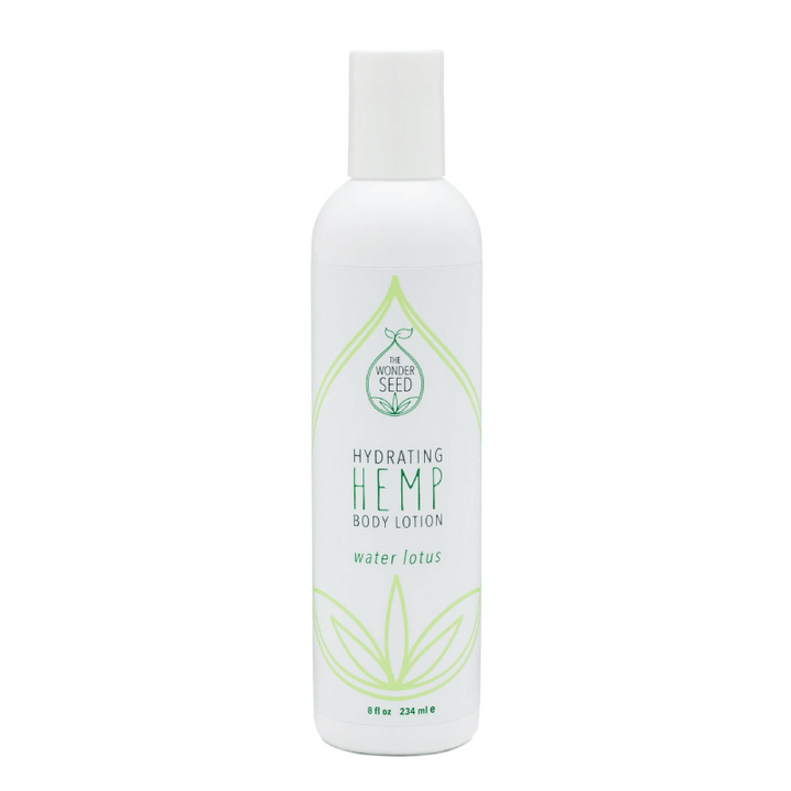 Wonder Seed Hemp Lotion for Body