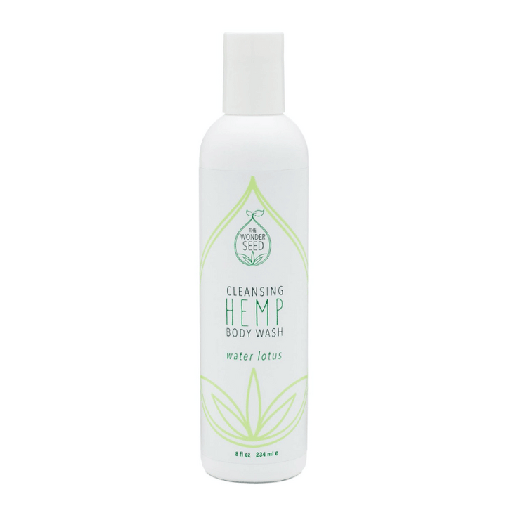 Hemp Seed Oil Body Wash