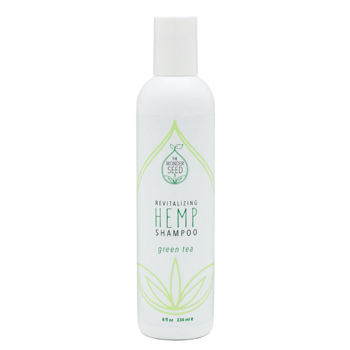 Green Tea Hemp Seed Oil Shampoo
