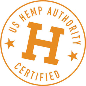 Bluebird Botanicals is US Hemp Authority Certified
