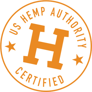 Winged CBD US Hemp Authority Certified Company