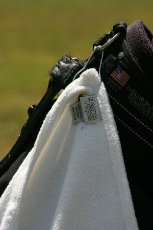 Hemptopia Golf Hand Towel
