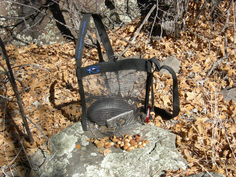 """The """"Duncan"""" Satchel - Clear View Line from Wire Mesh Designs - a division of Armored Outdoor Gear, Inc"""