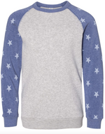 Youth Oh My Stars Crew Sweatshirt