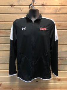 Under Armour Zip up LYNX Black