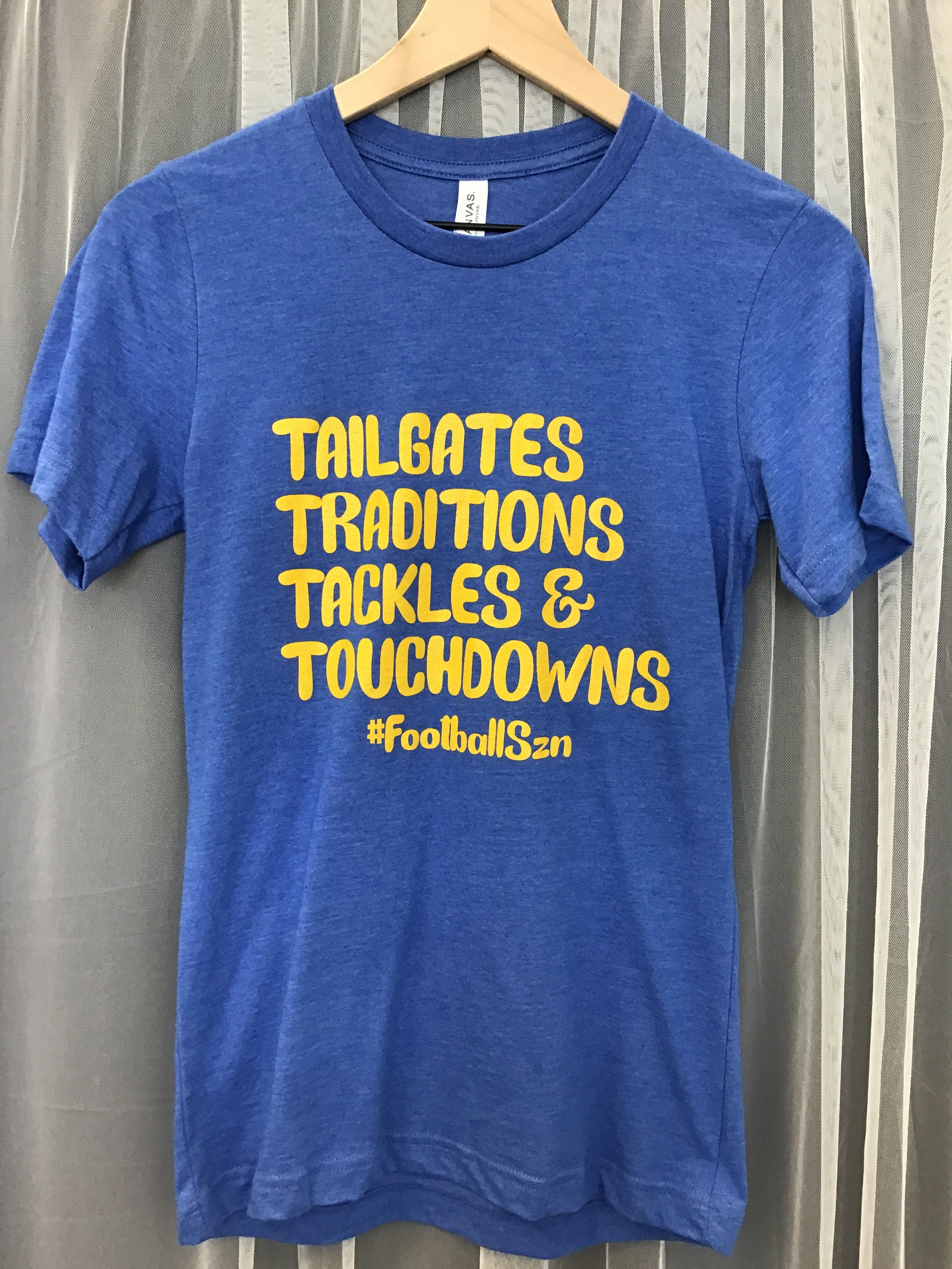 Football Traditions Tee