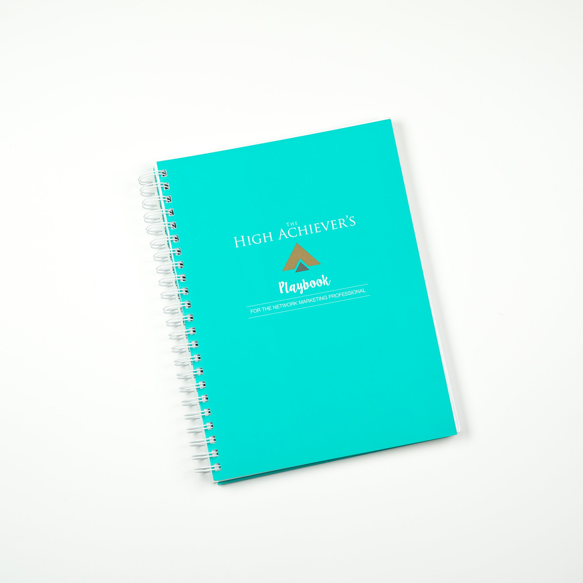 90-Day High Achievers Playbook (Robins Egg Blue)