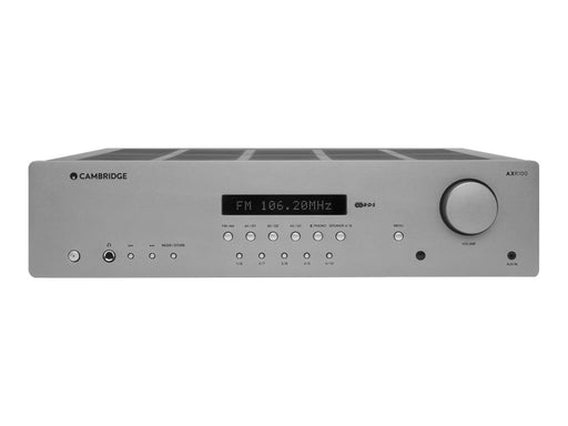 AXR100 - AMPLIFICATEURS STÉRÉO INTÉGRÉS - Cambridge Audio | Fillion Électronique