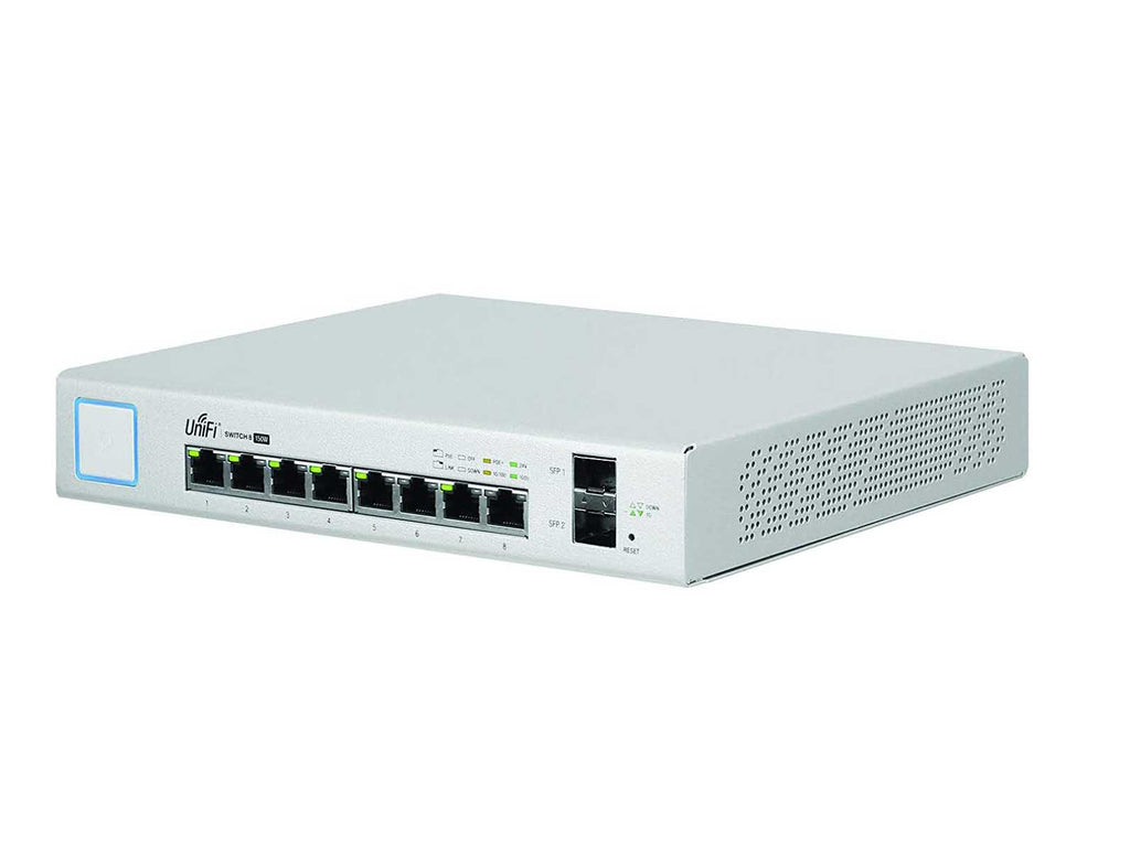 UniFi Switch US-8-150W - ROUTEURS - Ubiquiti | Fillion Électronique