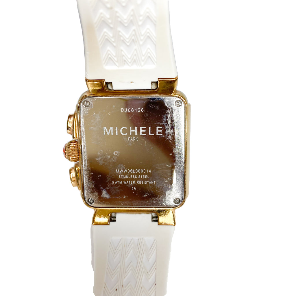 Michele Deco Jelly Sport Watch