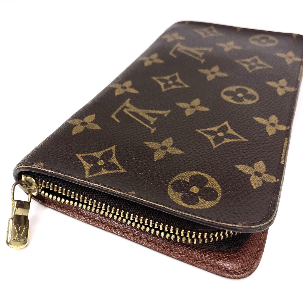 Louis Vuitton Monogram Vintage Zippy Wallet
