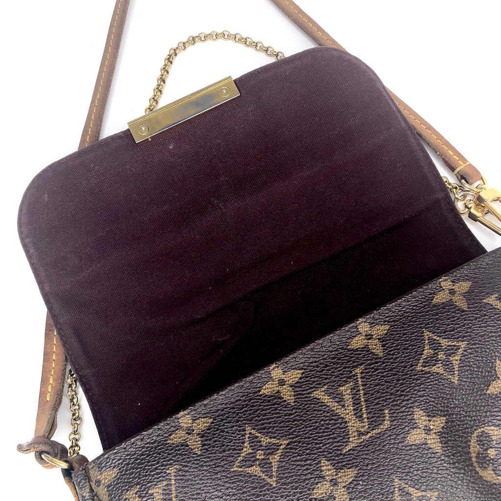 Louis Vuitton Monogram Favorite PM Bag