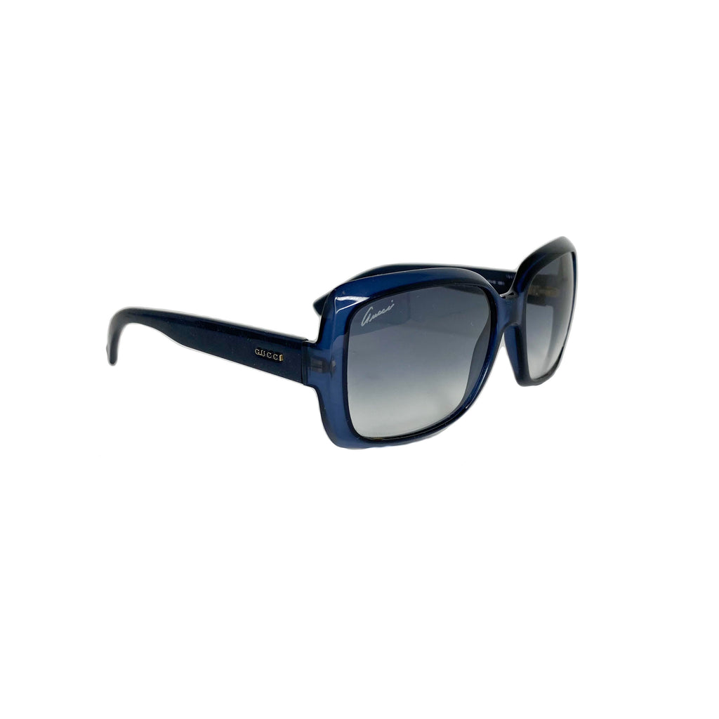 Gucci GG Blue Sunglasses