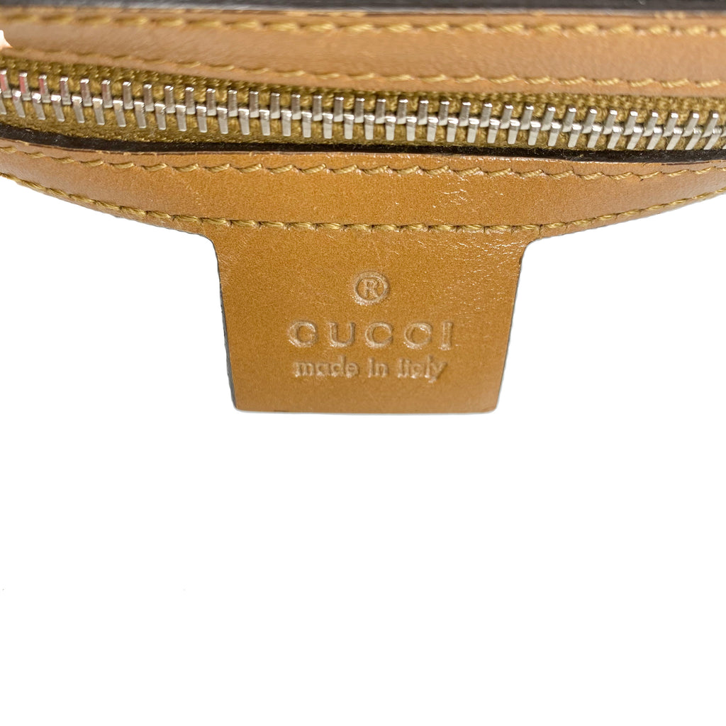 Gucci GG Canvas Twins Hobo
