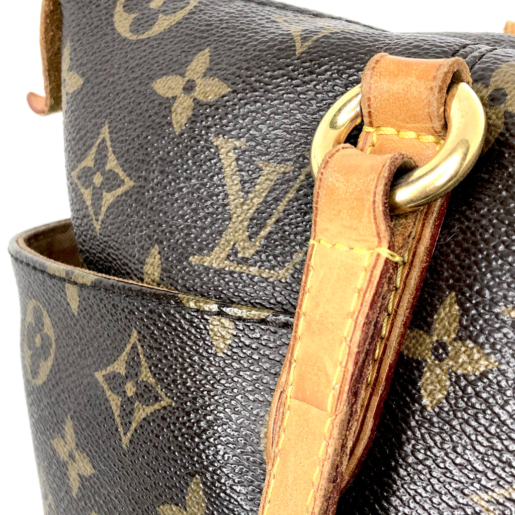 Louis Vuitton Monogram Totally PM Tote