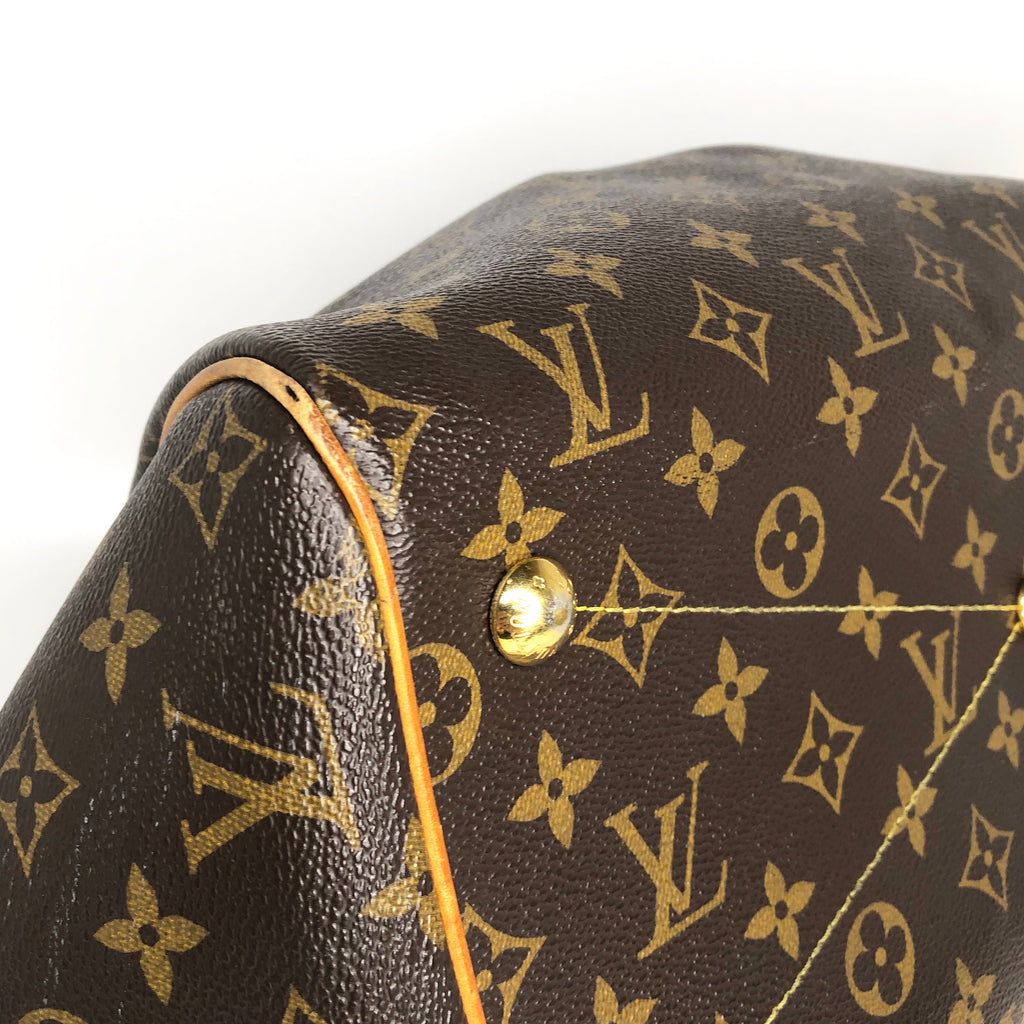 Louis Vuitton Monogram Tivoli GM Bag