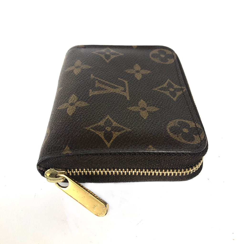 Louis Vuitton Zippy Coin Purse Wallet