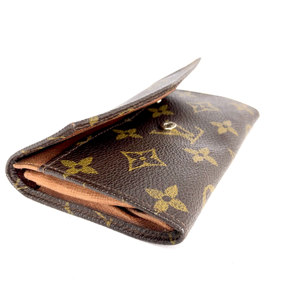 Louis Vuitton Monogram Tresor Wallet