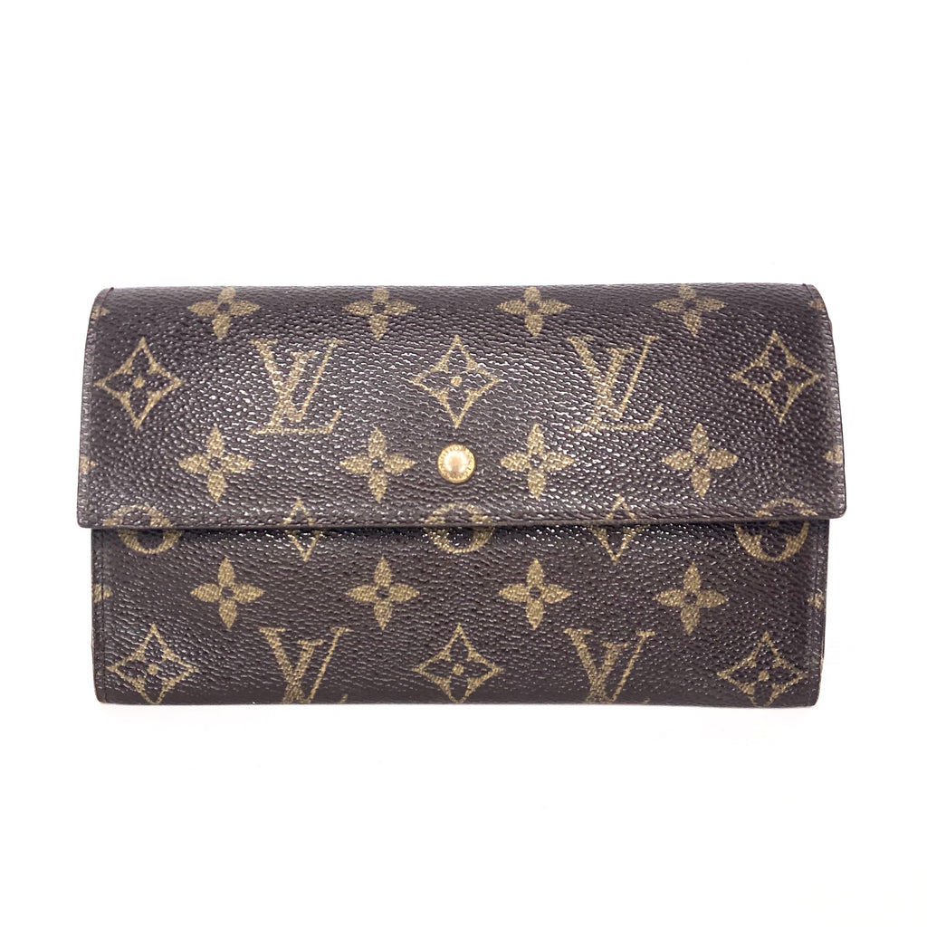 Louis Vuitton Monogram International Wallet