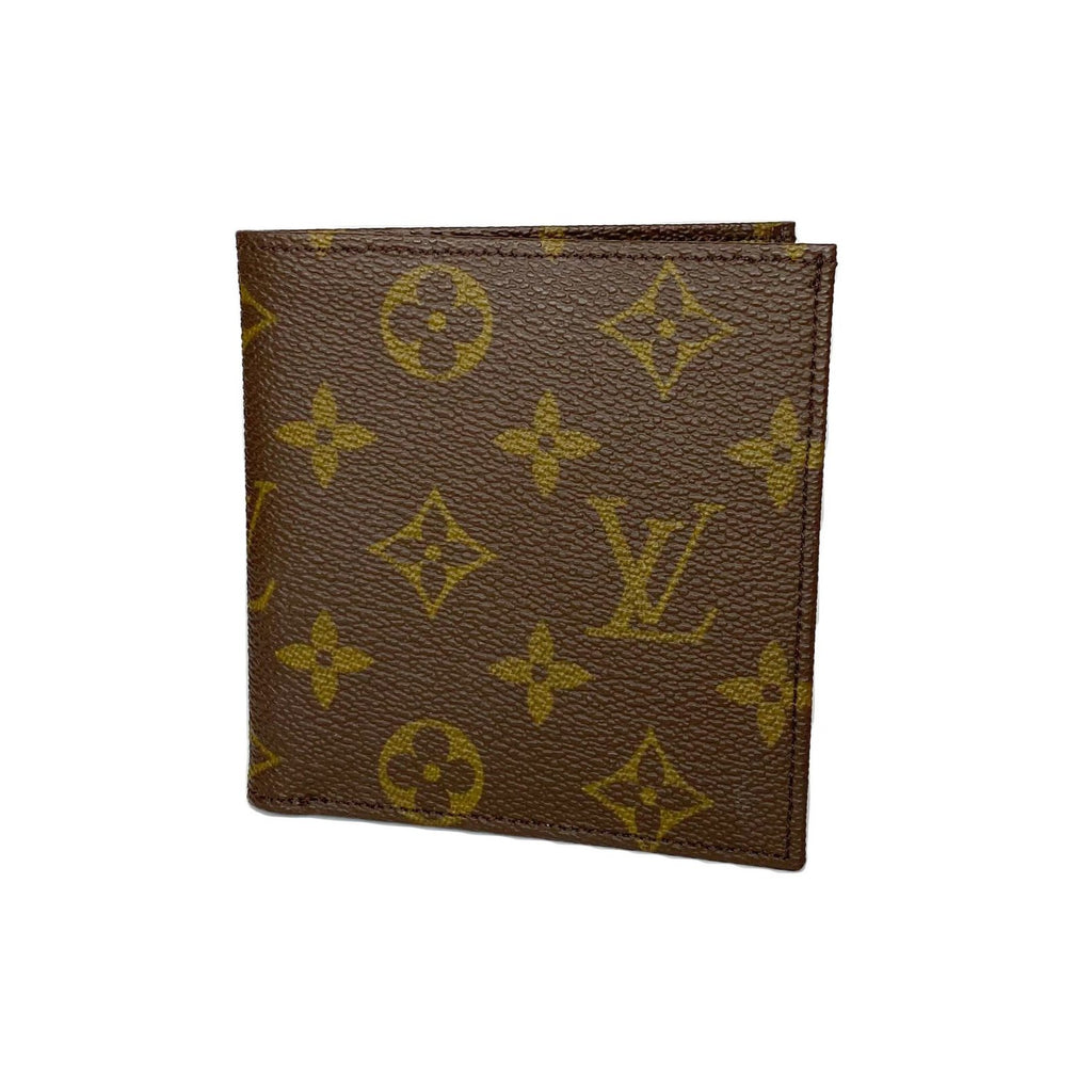 Louis Vuitton Monogram Bi-Fold Card Holder Wallet