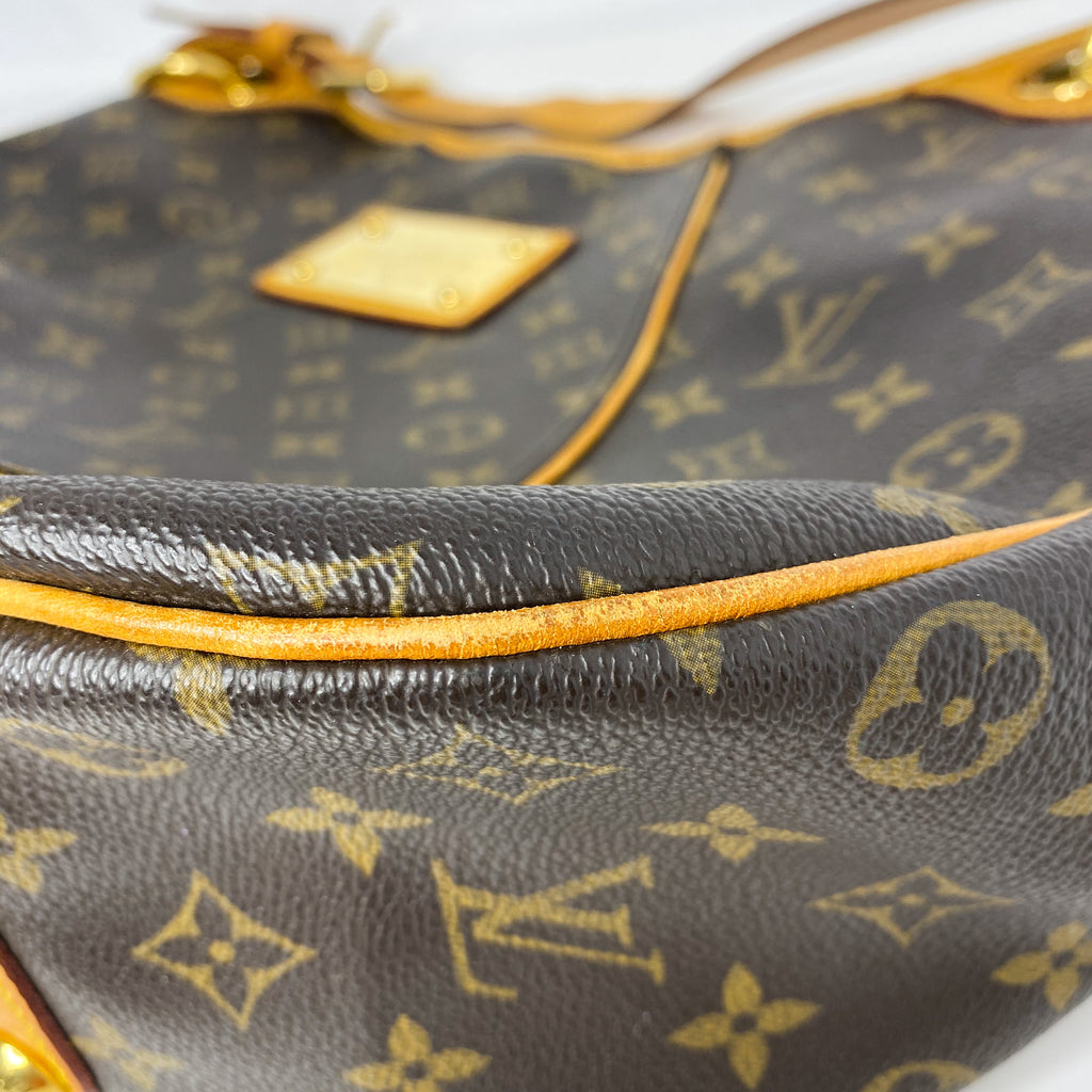 Louis Vuitton Galliera PM Hobo Bag