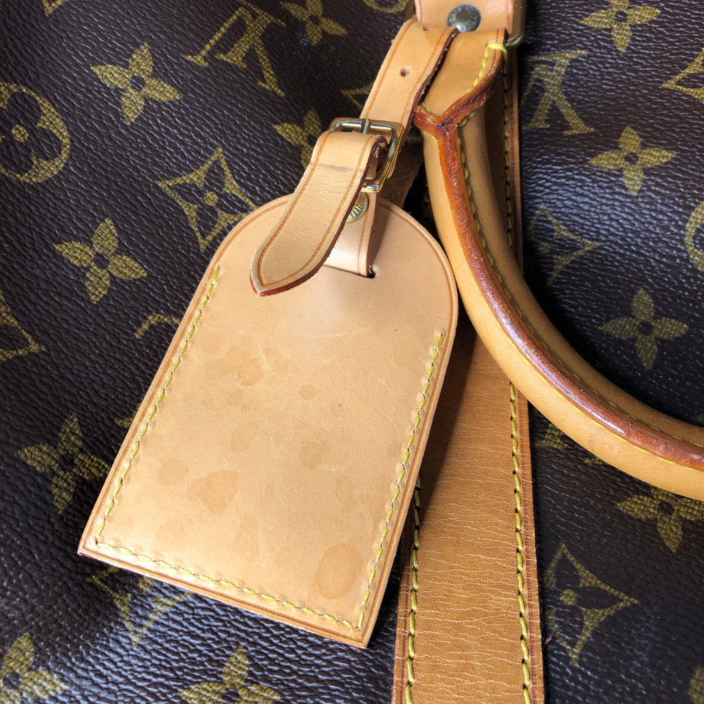 Louis Vuitton Monogram Bandouliere Keepall 45