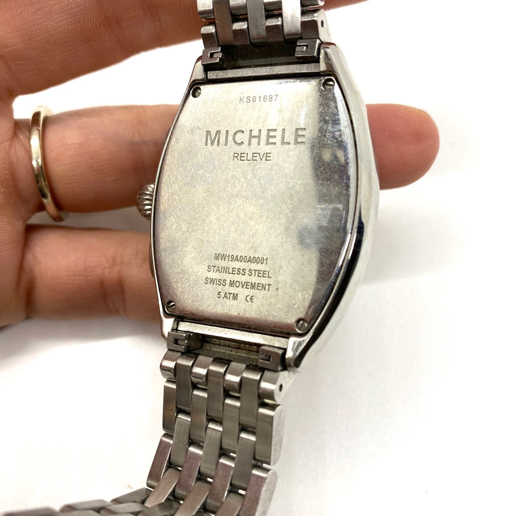 Michele Releve Watch Bracelet